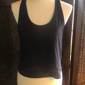 Lululemon double tank top